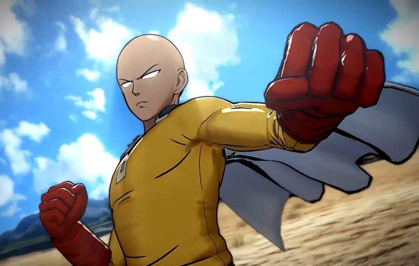 تاریخ عرضه بازی One Punch Man معین شد