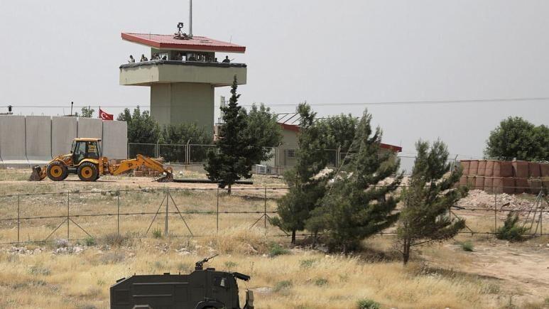 ترکیه برج های دیده بانی جدید در سوریه می سازد