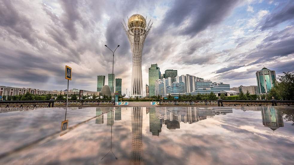 خبرنگاران آسیای میانه و راههای فاینانس برای برخورد با کاهش قیمت نفت