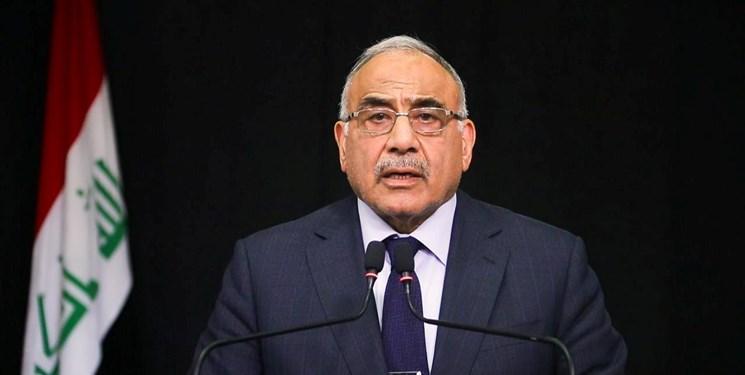 نخست وزیر عراق: پروازهای غیرمجاز نزدیک مناطق نظامی را با نگرانی دنبال می کنیم