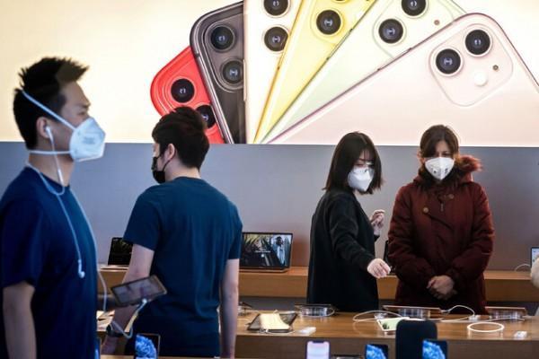 بازگشایی فروشگاه های اپل در کره جنوبی