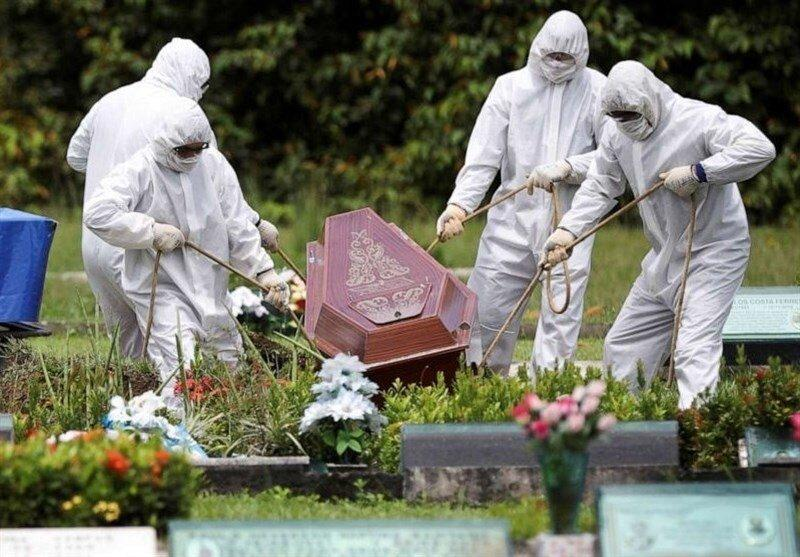 آمار ابتلا به کرونا در جهان از 25 میلیون نفر گذشت ، چند نفر قربانی کووید19 شدند؟ ، آمریکا همچنان در صدر