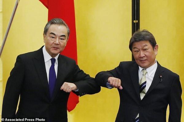 چین به ژاپن در مورد اتحاد با آمریکا هشدار داد